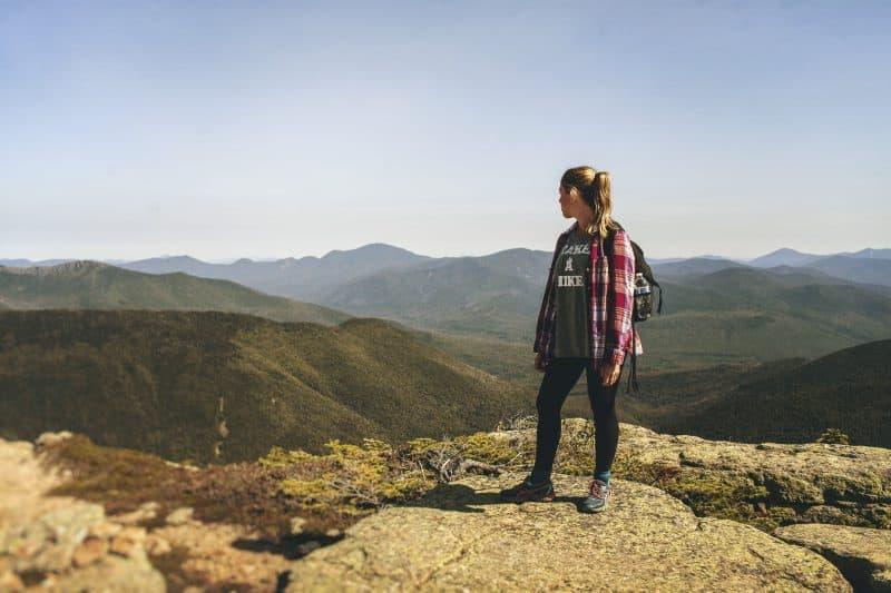 New Hampshire: Hiking The Franconia Ridge Loop