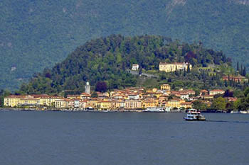 Bellagio, on Lake Como.