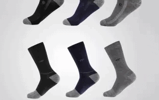 MP Magic odorless socks