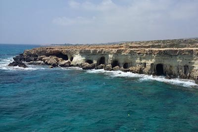 cyprus cliffs