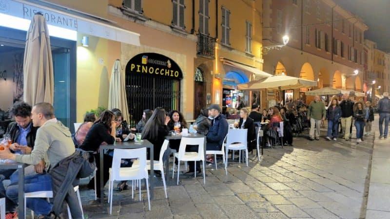 An evening on Luigi Carlo Farini