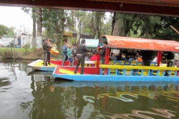 Floating Mariachi Band - Xochimilco, Mexico