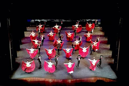 Mexican Folkloric Ballet