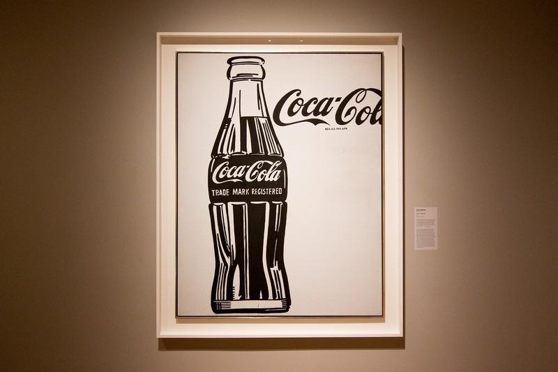 Coca-Cola [3], Andy Warhol, 1962.