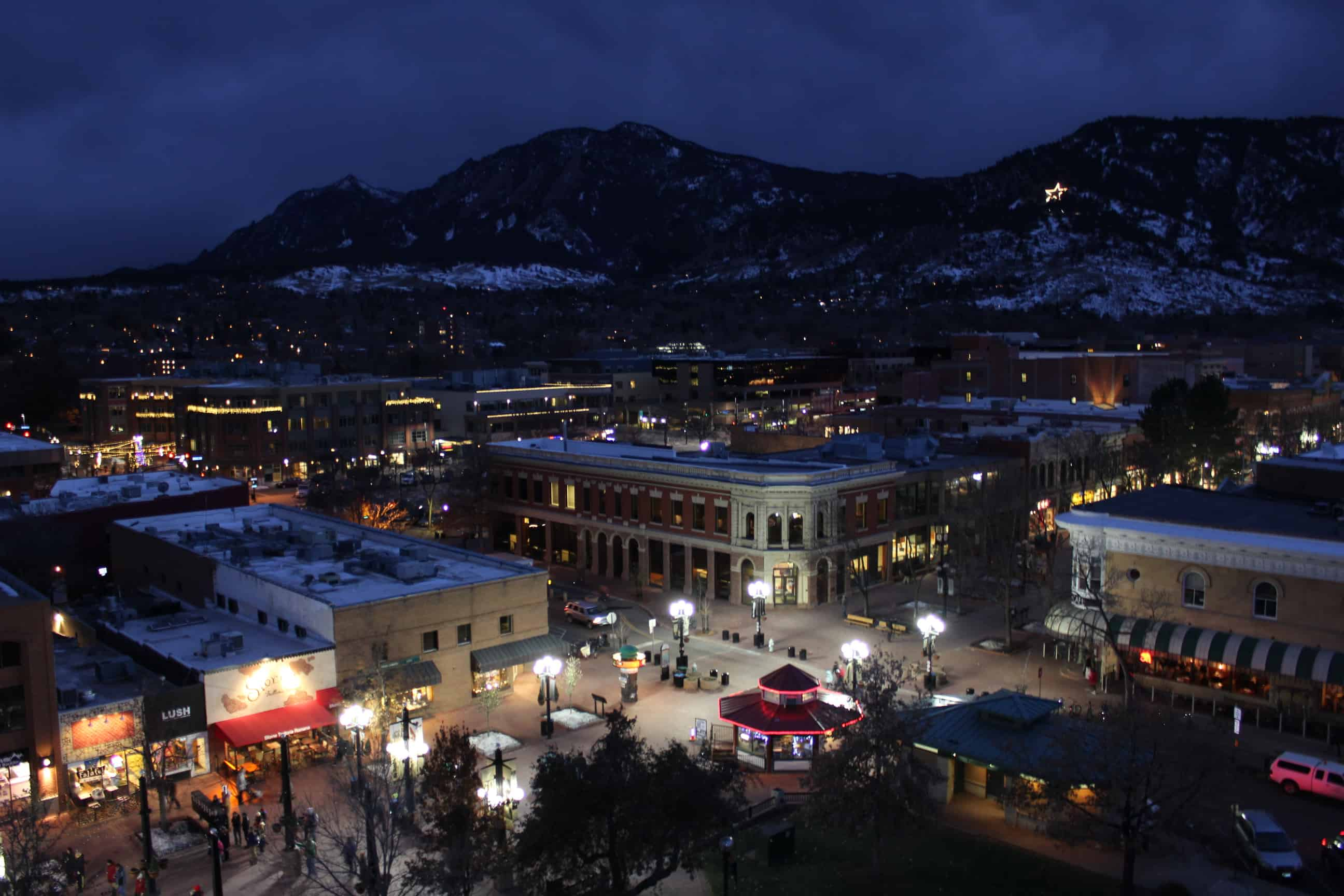 Boulder Colorado is a legendary city for fitness, microbrews and a relaxed lifestyle.