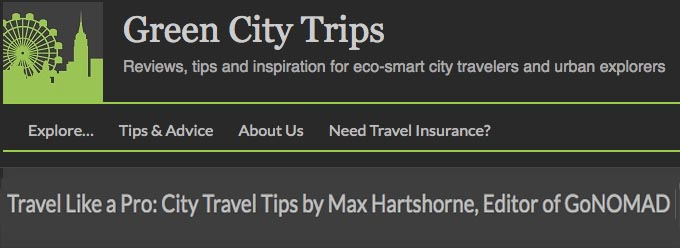 City Travel Tips