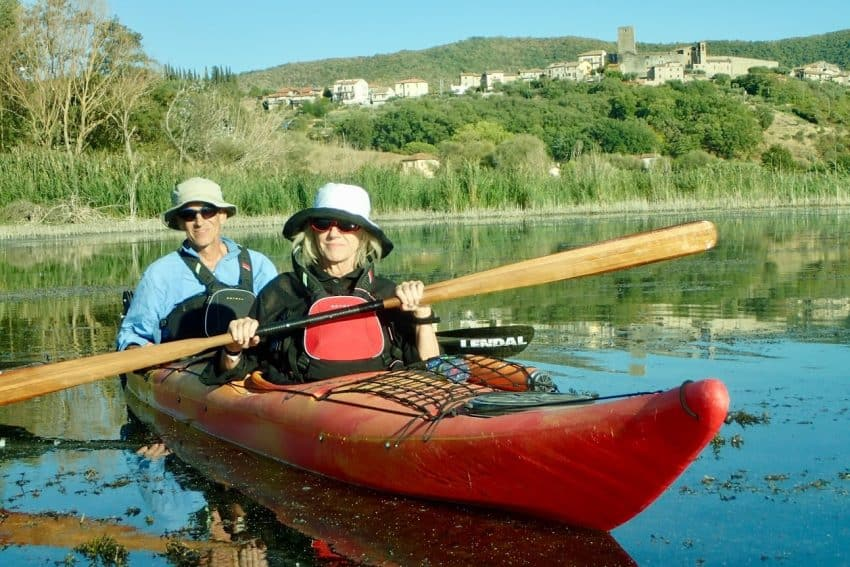 Le Marche, A Great Place to Paddle
