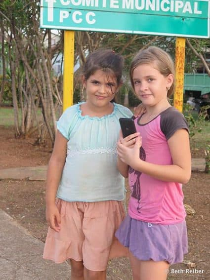 female cuban