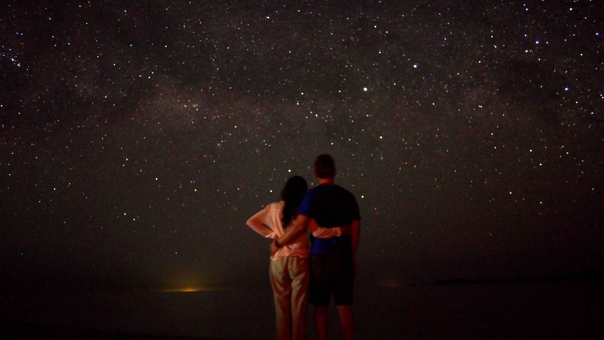 Stargazing takes on a whole new dimension in the remote islands of the Philippines.