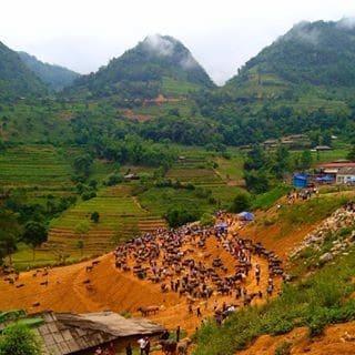The Highlands of North Vietnam.