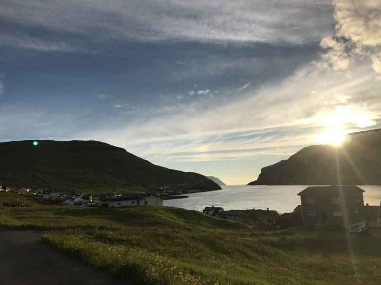 Faroe Islands have some of the world's best light.