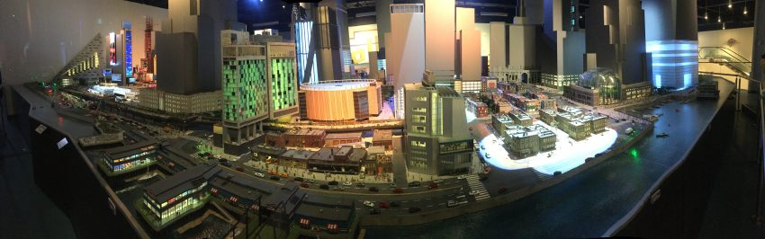 Gulliver's Gate: An Astounding Miniature World in Times Square