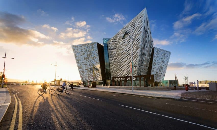 The Titanic Experience is a highlight of Belfast, Northern Ireland.
