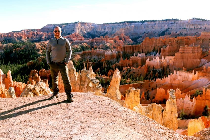 Bryce Canyon is a wonderland in Utah. Laura Ferguson photos.