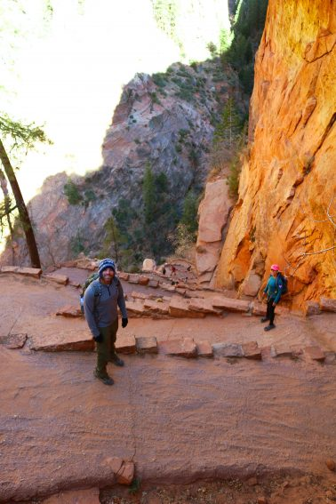 Utah: Hiking Zion and Bryce Canyons, and the Narrows 1