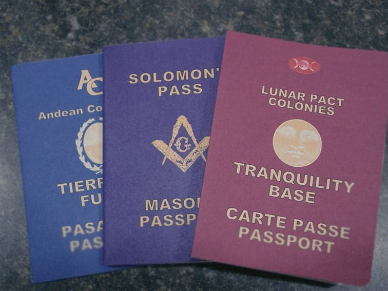 Is the passport in your pocket a bullseye on your back?