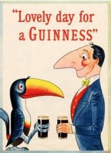 A Lovely Day for a Guinness!