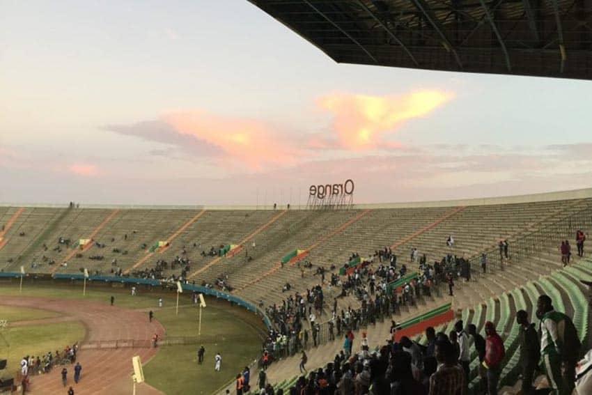 Senegal's Favorite Sport, La Lutte, with Mr President