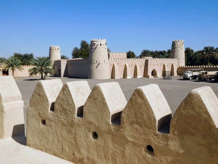 Fort Jahili in Al Ain. Elizabeth von Pier photos. | GoNOMAD Travel