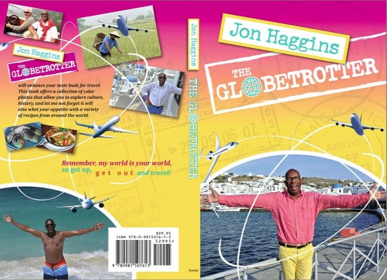 Jon Haggins, The Globetrotter