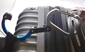 Travelers Gadgets: Motorized Luggage, Pets, Protein, Gear and Drinks
