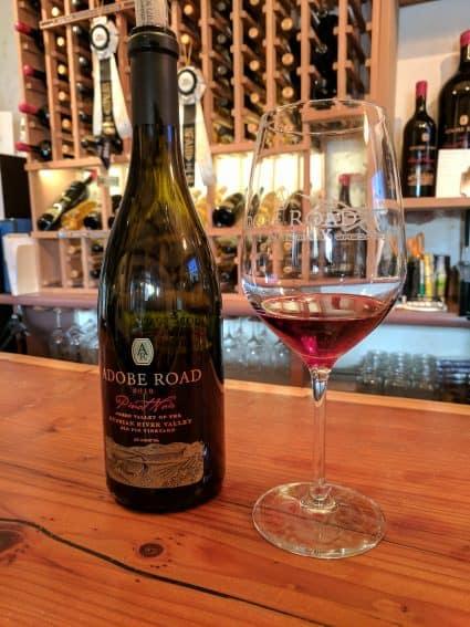 Adobe Road Pinot Noir