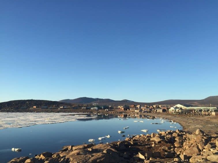 The beautiful landscape of Qikiqtarjuaq, Nunavut. Photo from Max Johnson.   GoNOMAD Travel