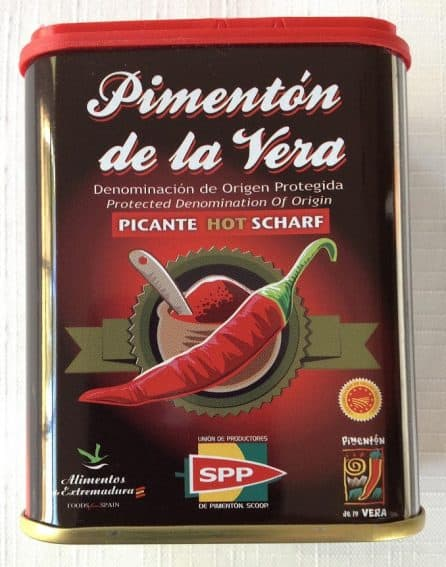 Spain's Extremadura region is where the world's best paprika is smoked to a perfect finish, instead of just dried.