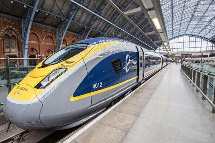 London Connected: New Eurostar Routes Across Europe