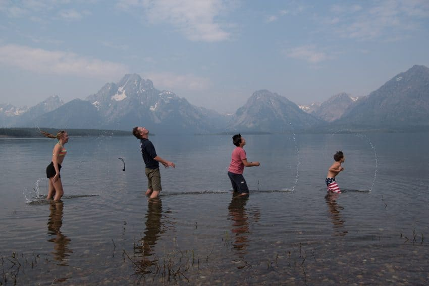 Yellowstone camping: Ask your kids what they want to do this summer!