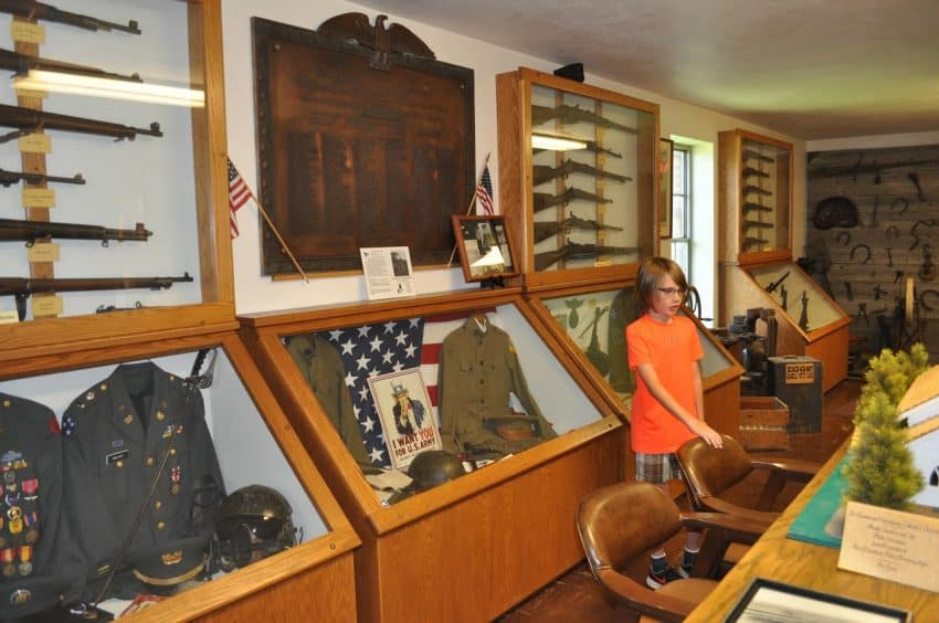 Fascinating treasures in the Billings County Court House Museum in Medora, ND. | GoNOMAD Travel