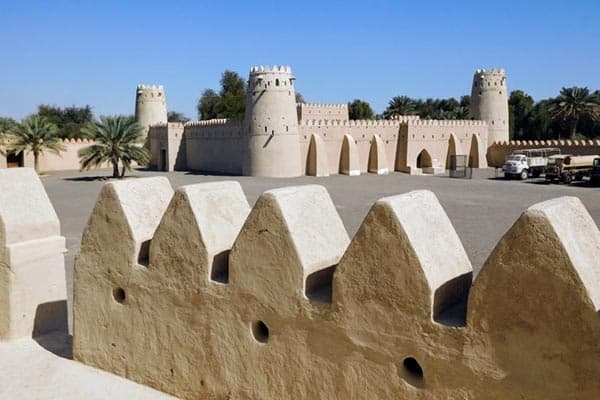 Al Ain, A Desert Oasis in the Emirates