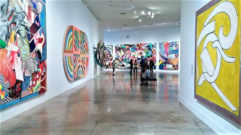 In the booming art scene, the NSU Museum of Art is a stand-out in Fort Lauderdale, Florida. | GoNOMAD Travel