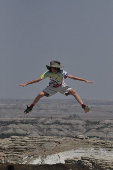 The impressive Badlands are a feature of this part of North Dakota. | GoNOMAD Travel