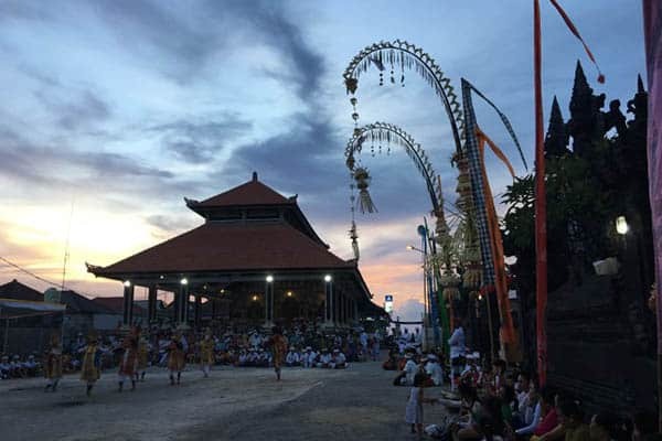 "Nyepi, the Balinese ""Day of Silence"""