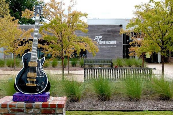 B.B. King Museum in Indianola, Mississippi