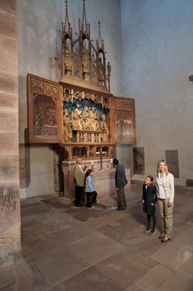 Alpirsbach Monastery: A late Gothic masterpiece in the church. | GoNOMAD Travel