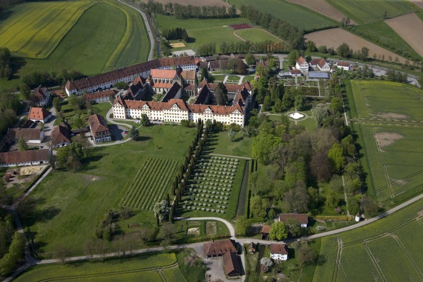 Salem Palace, a former monastery in Southwest Germany that you can visit. | GoNOMAD Travel