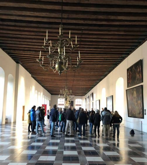 A guided tour of the Grand Hall | GoNOMAD Travel