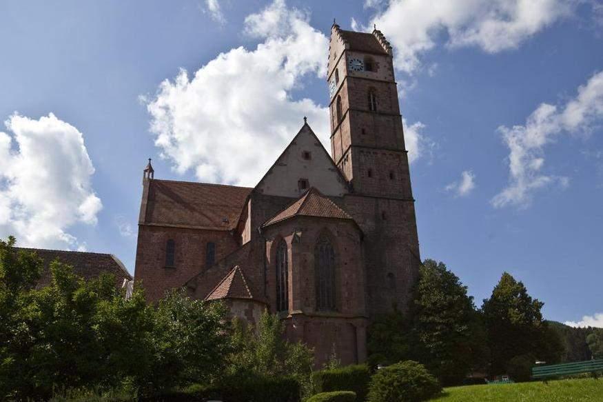 Alpirsbach Monastery. Staatliche Schlösser und Gärten Baden-Württemberg, Markus Schwerer photo. | GoNOMAD Travel