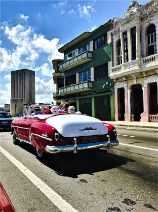 Classic cars are a great way to see Havana | GoNOMAD Travel