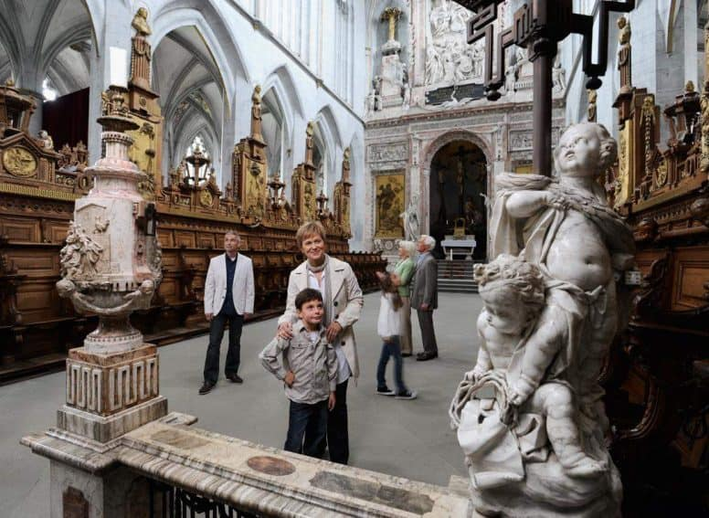 Inside Salem Palace. Staatliche Schlösser und Gärten Baden-Württemberg, Niels Schubert photo | GoNOMAD Travel