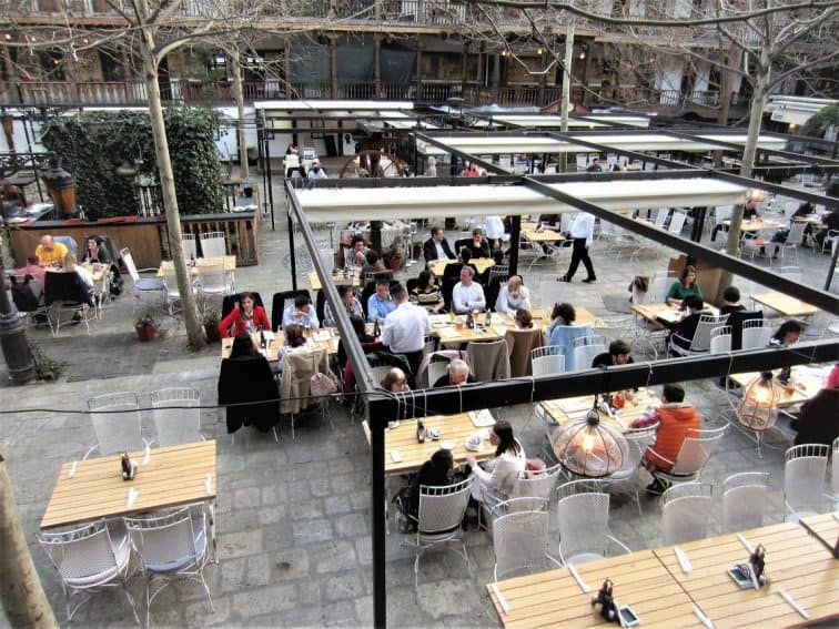 Hanul Lui Manuc - a centuries-old caravanserai turned into a popular restaurant - Bucharest | GoNOMAD Travel