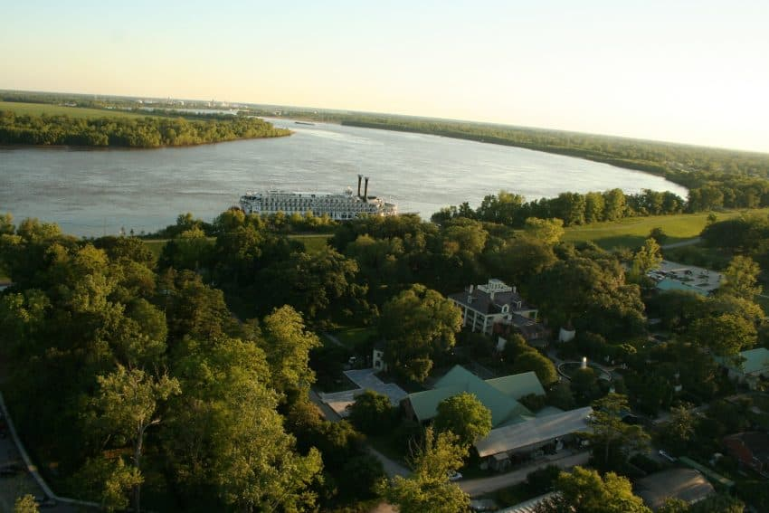 The Louisiana's Great River Road Museum and Interpretive Center, set to open in 2019 on the Houmas House grounds, will tell the story of the great Mississippi River, riverboats, plantations and more, illustrating what life along the River has meant to people who have for centuries lived and worked there. | GoNOMAD Travel