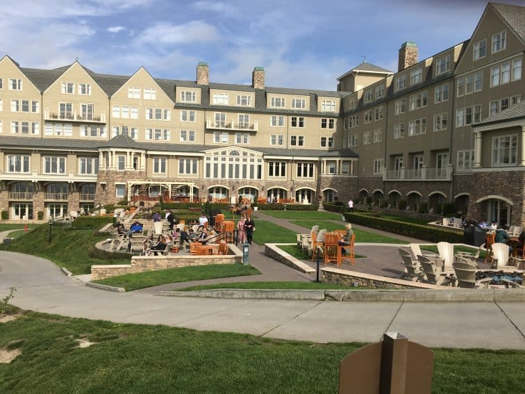 Ritz-Carlton Half Moon Bay, on the coast south of San Francisco | GoNOMAD Travel