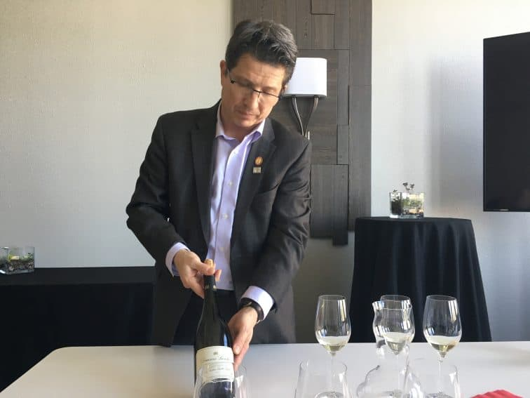 David Glancy is a Master Sommelier and offers wine tasting and sommelier courses at his San Francisco Wine School in South San Francisco. | GoNOMAD Travel