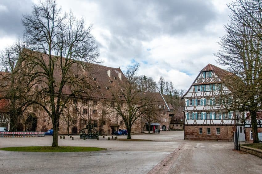 The monastery complex at Maulbronn. Gary Arndt photo. | GoNOMAD Travel