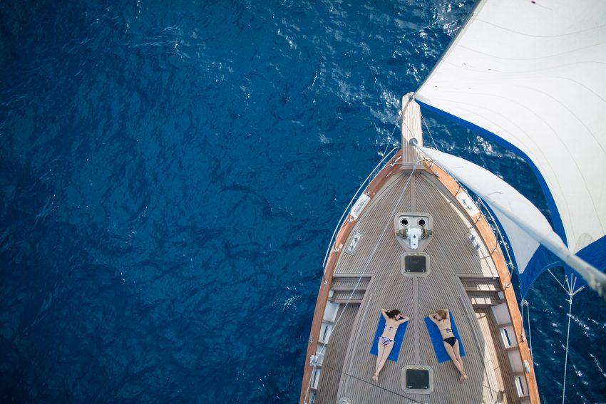 Croatia: The Joy of Sailing a Gulet