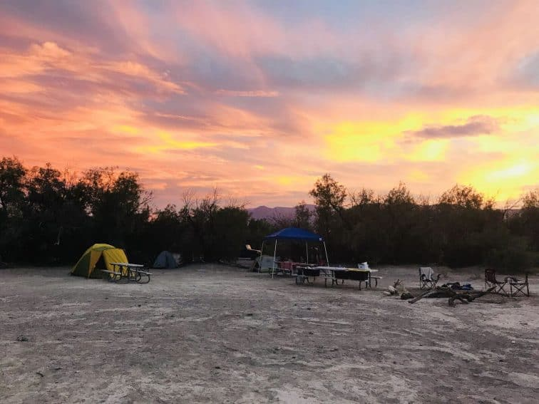Sunset in Death Valley, Mojave Desert, Southern California. Karolee Bulak photos   GoNOMAD Travel