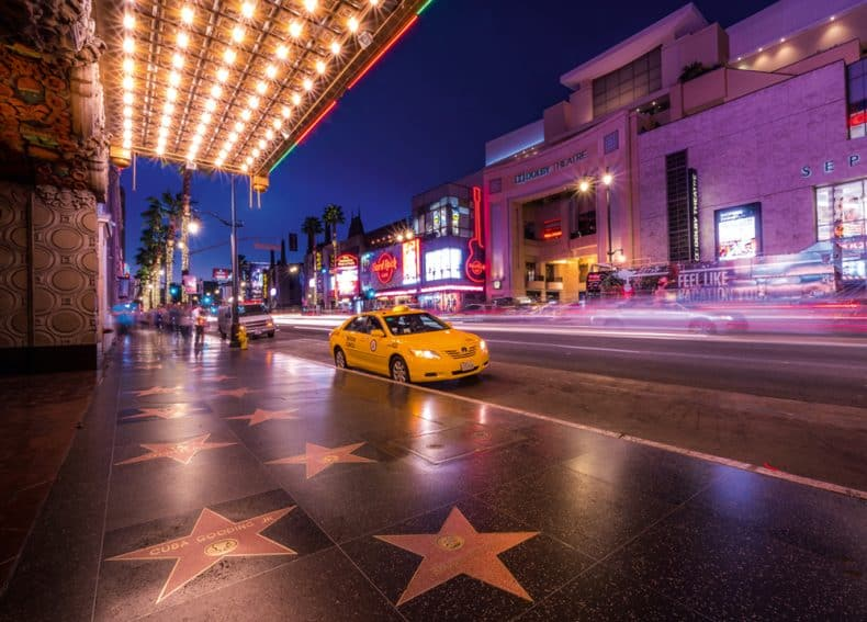 The Hollywood Walk of Fame and the Dolby Theater | GoNOMAD Travel